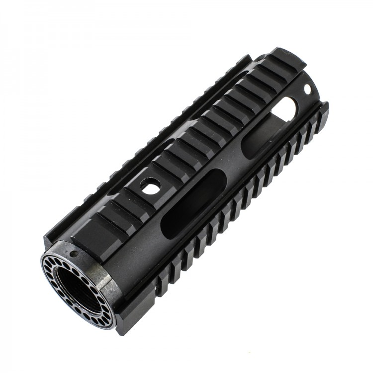 "7"" Carbine Length Free Float Quad Rail Handguard"