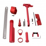 AR15 ACCENT COLOR BUILD KIT - RED