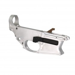 AR 9MM RAW 80% Billet Lower Receiver (Made in USA)