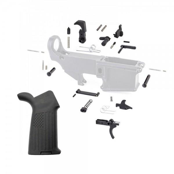 Lower Parts Kit W/ Flag Grip
