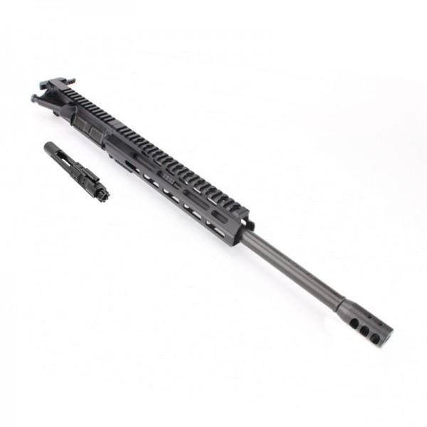 "AR .300 Blackout 16"" Rifle Barrel w /10"" M-Lok Custom USA Made Handguard -Complete Upper"
