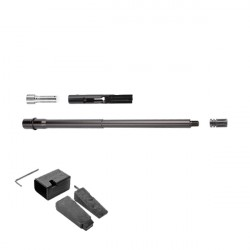 Conversion Kit from AR Rifle to 9mm Rifle