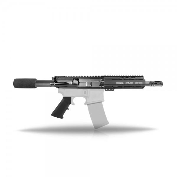"AR15 5.56 NATO 7.5"" Kit - 10"" M-Lok Super Slim Light hanguard (MADE IN USA)"