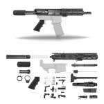 "AR15 5.56 NATO 7.5"" Kit - 10"" M-Lok Super Slim Light hanguard (MADE IN USA)"