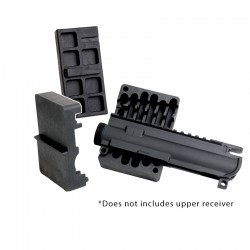 AR-15 Upper and Lower Receiver Vise Block Combo (UP, LO)