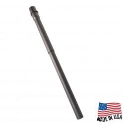 """5.56 NATO 16"""" Heavy Barrel Profile 1:8 Twist Nitride Finish Non Threaded (Made in USA)"""