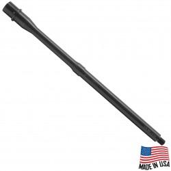 AR-15 5.56 NATO Government Profile Rifle Barrel - 1:8 Twist - Black Nitride (Made in USA)