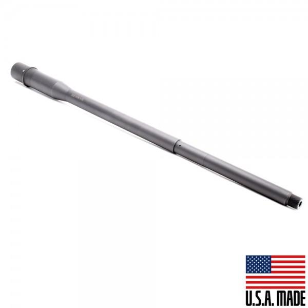 """AR10 20"""" Rifle Length Barrel 1:10 Twist Black Nitride (Made in USA)"""
