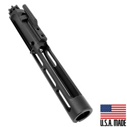 .223/5.56 LIGHTWEIGHT Bolt Carrier Group- Black Nitride (Made in USA)