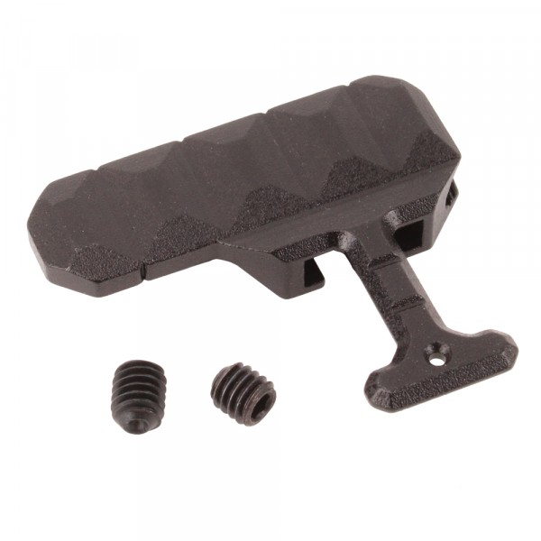 AR-15 Extended Bolt Catch Release - Black