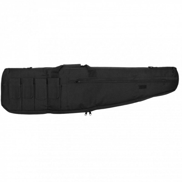 CARBINE LENGTH RIFLE BAG- BLACK