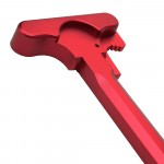 AR-15 Tactical Charging Handle Assembly - RED