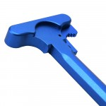 AR-15 Tactical Charging Handle Assembly - BLUE