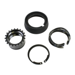 AR-15 Delta Ring Assembly - Delta Ring, Snap Ring, Weld Spring, Barrel Nut