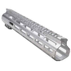 "AR-15 MLOK 12"" Free Float Handguard with ""D""Cut -Raw"