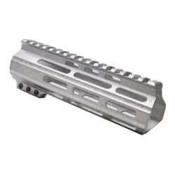 "AR-15 MLOK 7"" Free Float Handguard with ""D"" Cut-Raw"
