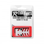 Glock RMR Cover Plate for Glock 17/19/26 V3 - RAW