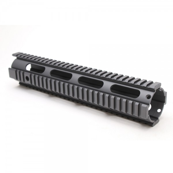 "AR-15 12"" Rifle Full Length Free Float Handguard Cerakote - SG"