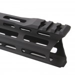 "AR-15 MLOK 7"" Free Float Handguard with ""C"" Hybrid Cut (Made In USA)"