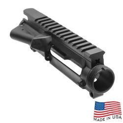 AR-15 Flat-Top Upper Receiver (Stripped) - Made in U.S.A.