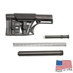 AR-10 AR-15 MBA-1 Fixed Stock Buffer Tube Kit for AR-10, .308