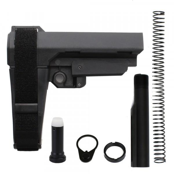 AR-10 SB Tactical SBA3 Pistol Buffer Tube Kit