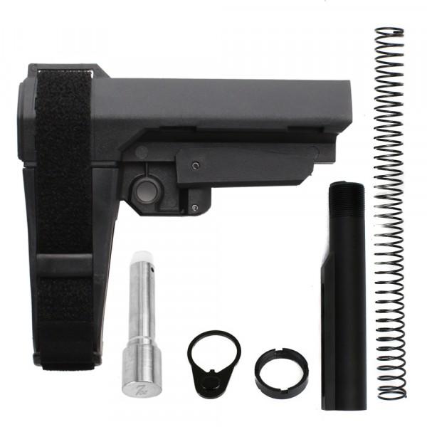 AR9 SB Tactical SBA3 Pistol Buffer Tube Kit