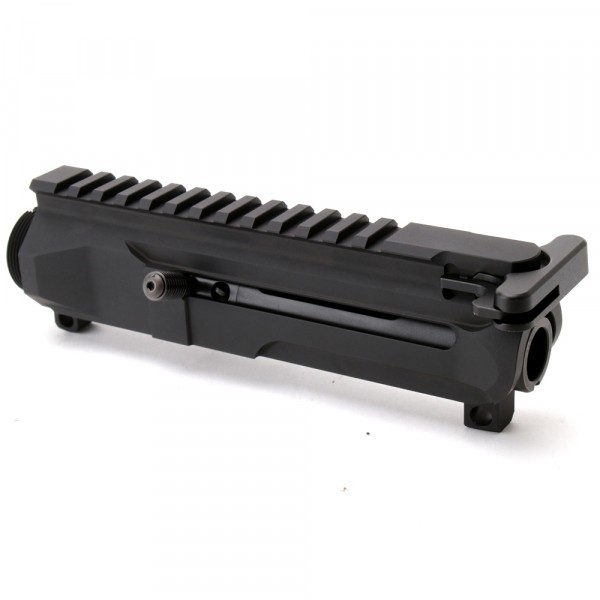 AR-15 Left Side Charging Billet Upper Receiver & BCG- Complete (Made in the USA)
