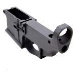 AR-15 Billet 80% Lower Receiver Cerakoted - SG