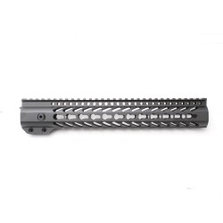 "AR-15 Keymod 12"" Super Slim Light Keymod Free Float Handguard with 2""+3"" Keymod Rails (Package)"