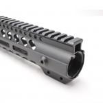 "AR-15 M-LOK 12"" Super Slim Free Float Handguard"