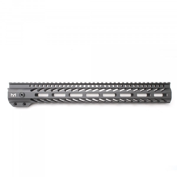 "AR-15 M-LOK 15"" Super Slim Free Float Handguard"