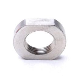 "AR 9MM  1/2""x36 Threaded Stainless  Muzzle Brake Jam Nut"