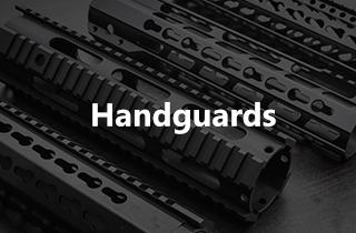 HANDGUARD RAILS