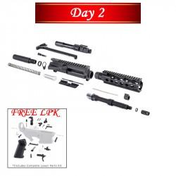 DAY 2: AR-15 Pistol Kit (SPECIAL: GET FREE LPK)