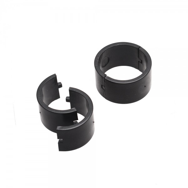 Rifle Scope Ring Insert Adapter - 30mm to 25mm Converter - 2 Set