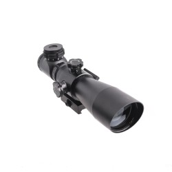 3-9X42EG Illuminated Tactical Rifle Scope with Red and Green Reticle