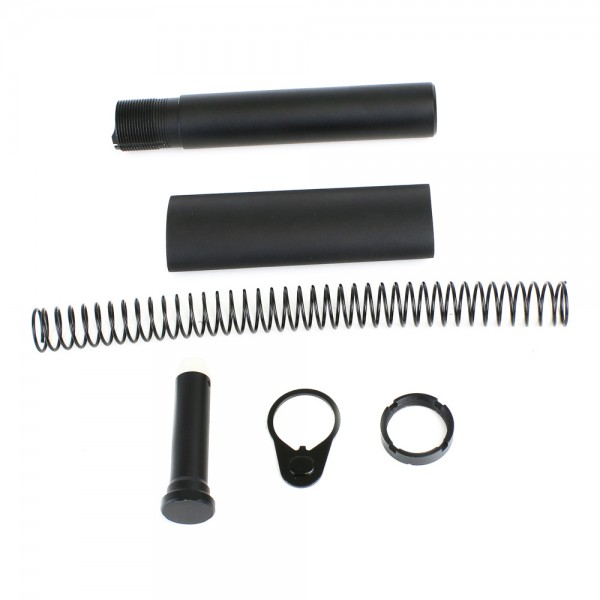 AR-15 Mil-Spec Pistol Buffer Tube Kit