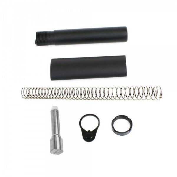 AR-9mm Mil-Spec Pistol Buffer (6 oz) Tube Kit