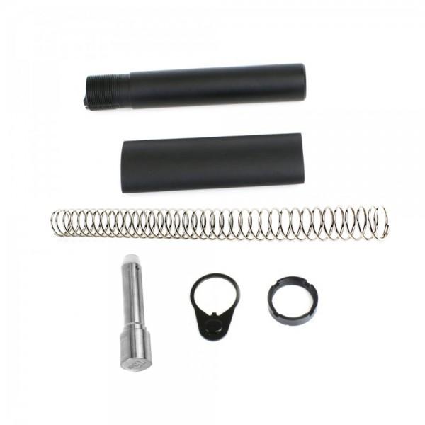 AR-9mm Mil-Spec Pistol Buffer (7.5 oz) Tube Kit
