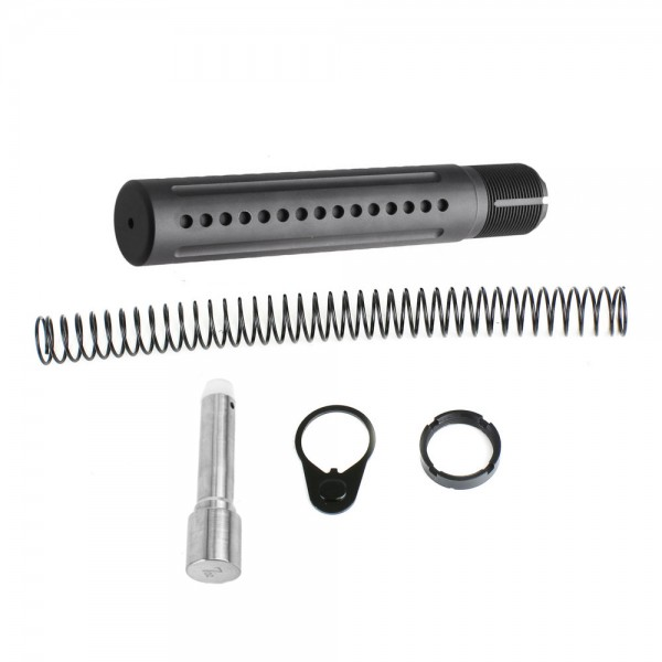 AR-9mm Custom Pistol Buffer (6 oz) Tube Kit