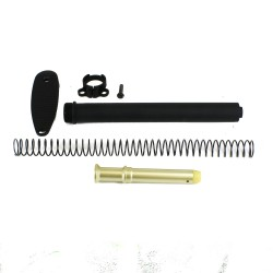 "AR-10 .308 ""Skeleton"" Fixed Stock Buffer Tube Assembly kit"