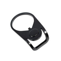 Sling Adapter End Plate - Ambidextrous, 180 Degree Loop