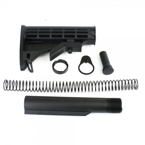 AR-10 .308 Mil-Spec 6-Position Collapsible Stock Kit