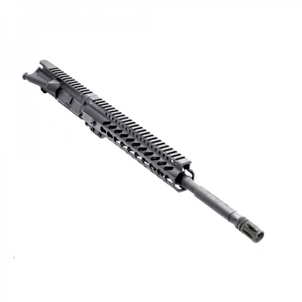 ".223 Wylde 16"" Barrel w/ 10"" Super Slim Light Weight Keymod Rail Upper Assembled"