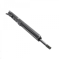".223 Wylde 16"" Barrel w/ 12"" Super Slim Light Weight Keymod Rail Upper Assembled"