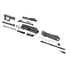 AR-15 Rifle Kit - MBA2 - Super Slim Keymod 10 - Excludes Lower Parts Kit