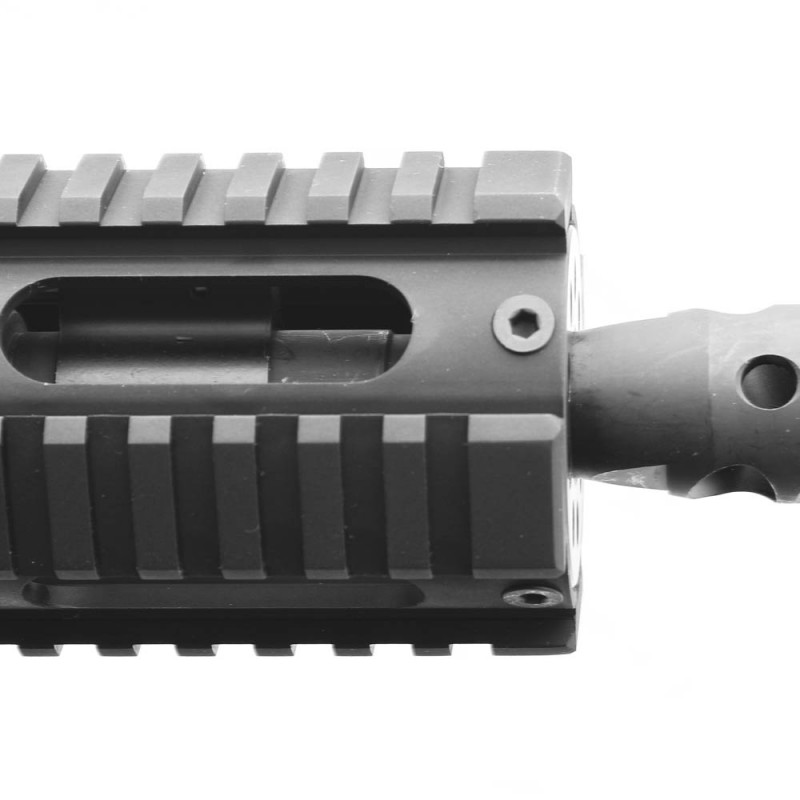 556 NATO 75 Pistol Length Barrel 7 Quad Rail Complete Upper
