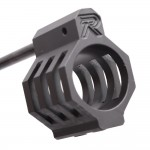".750 Low Profile Micro ""CAGED"" Gas Block (USA) and Carbine Length Gas Tube - Assembled"