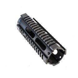 "AR-15 7"" Carbine Length Free Float Quad Rail - BLEMISHED"